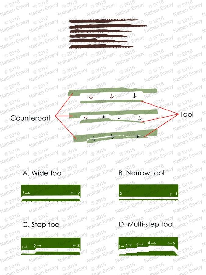 Pandanus tools