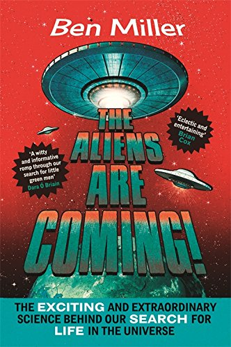 The aliens are coming book